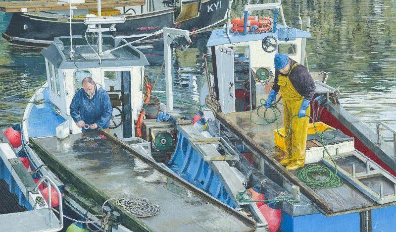 UK: RMSA Exhibition celebrates the sea and fishing