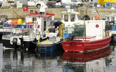 New Report Shines A Light On Financial Struggles Of UK Fishermen