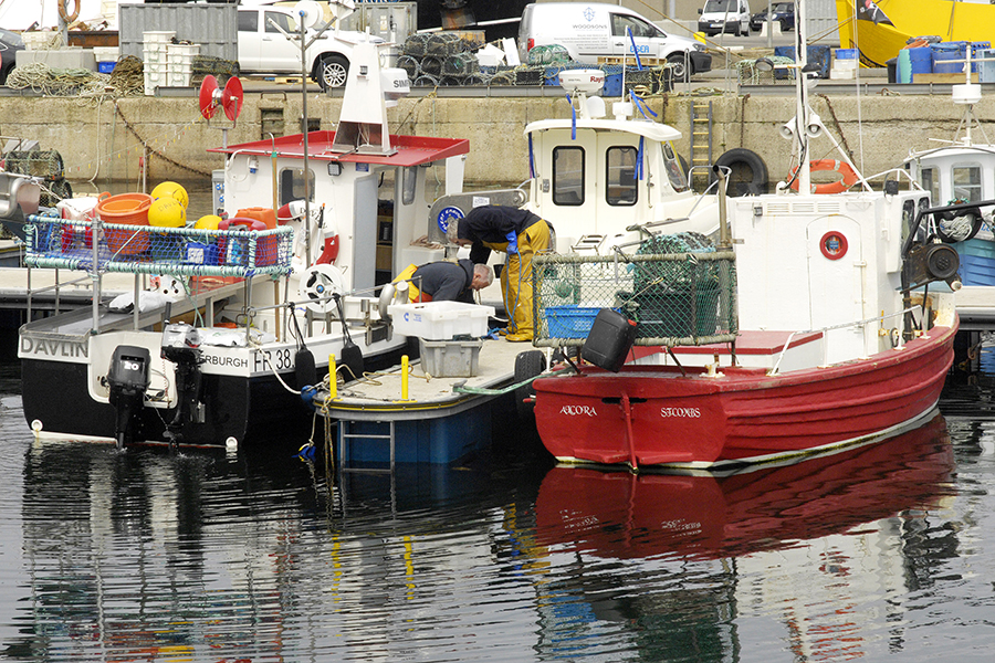 New Report Shines A Light On Financial Struggles Of UK Fishermen