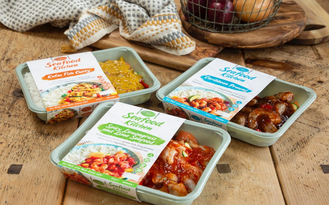 Morgan's Fine Fish Launch Healthy 'Ready to Cook' Seafood Meals