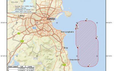 Ecological surveys to be undertaken in the Irish Sea