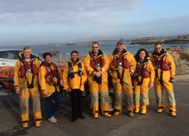 Arranmore RNLI appeals to businesses to become local ambassadors