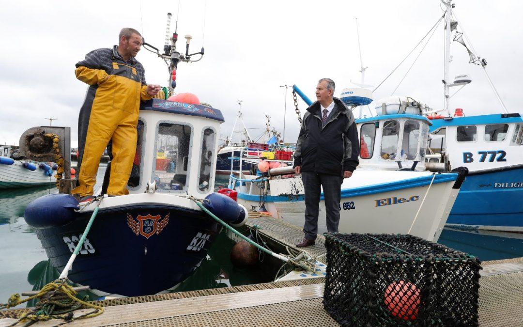 £1.7million Covid Scheme For NI's Fishermen