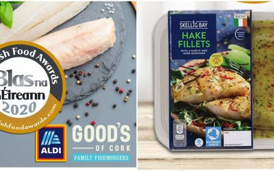 Aldi  Trials New Fresh Irish Fish Traceability System