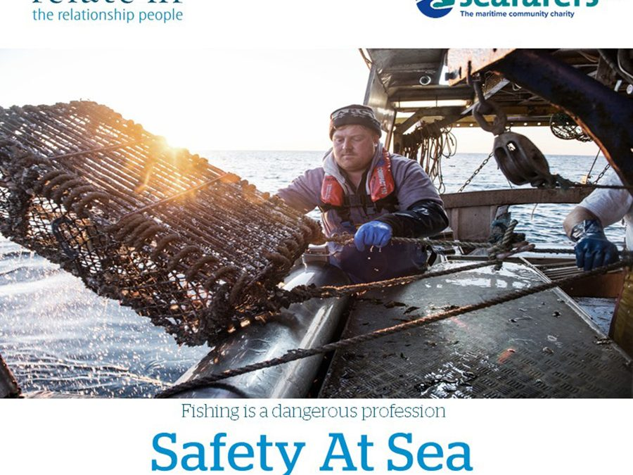 Relate NI is offering Free Counselling to Fishermen & Families