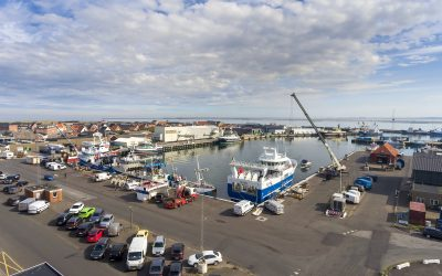 New harbour basin for newbuilds ready in Thyborøn