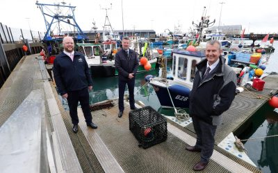 ANIFPO Welcomes Financial Support For Northern Ireland Fishing Fleet