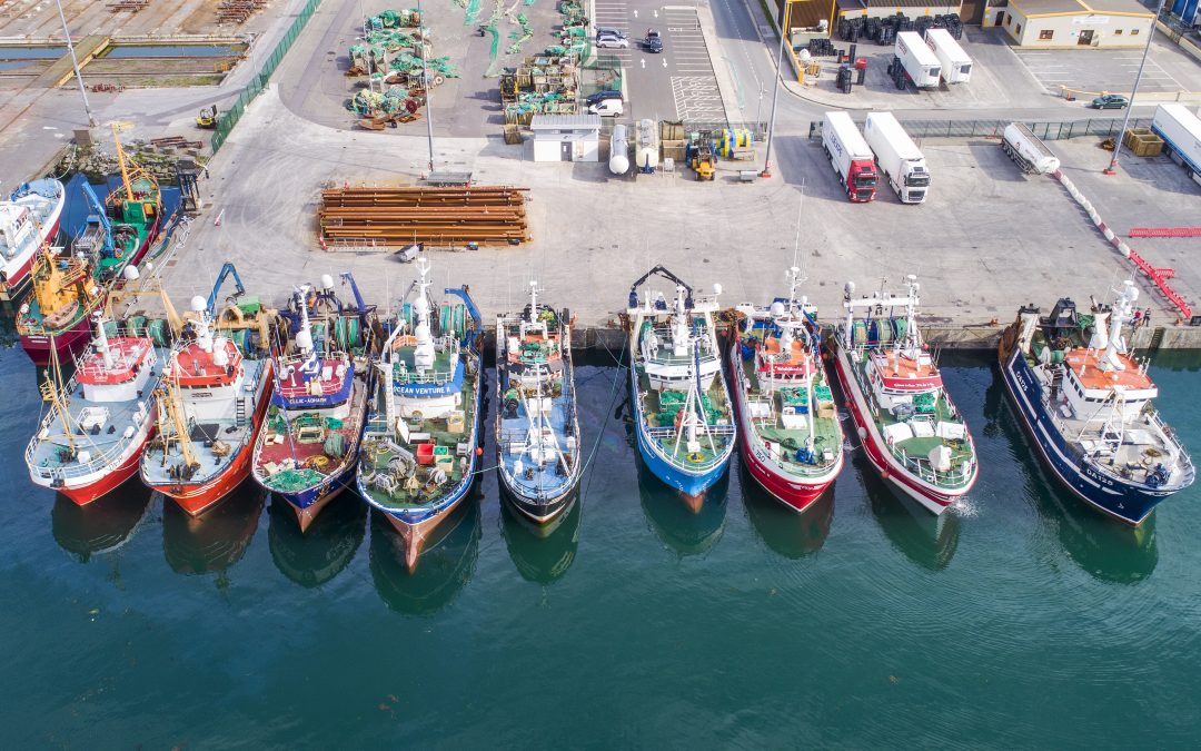 McConalogue announces details of Brexit Tie-up Scheme for fishing fleet