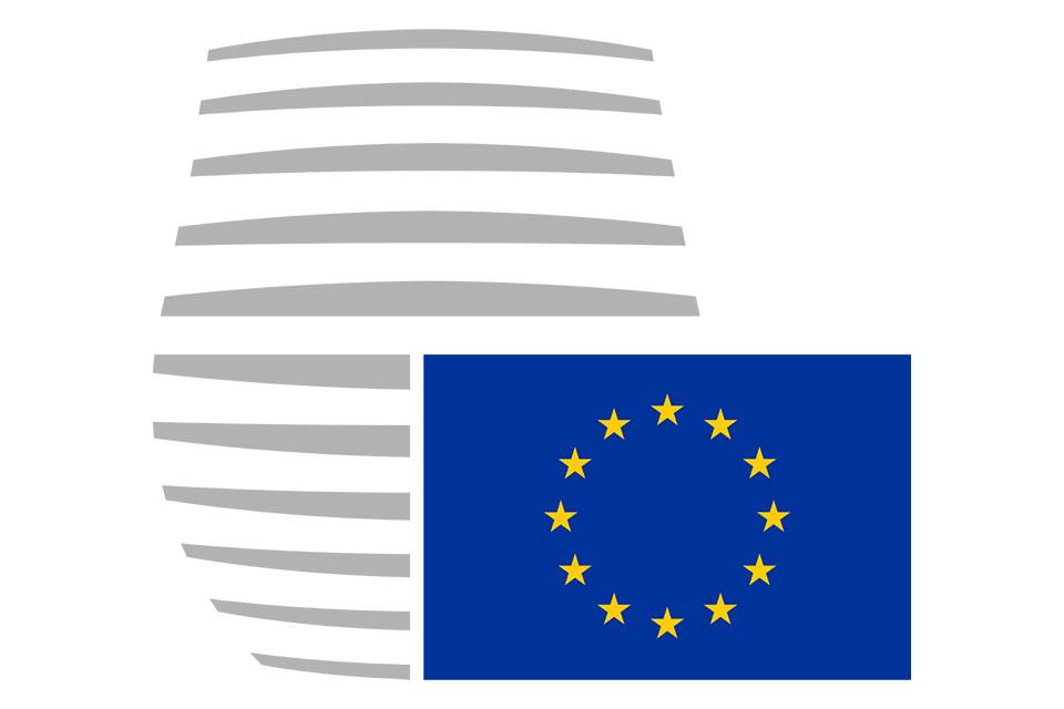 European Council Banner