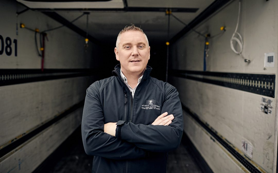 Donegal Seafood Company Atlantic Treasures Nominated in Two Categories for the SFA Small Business Awards