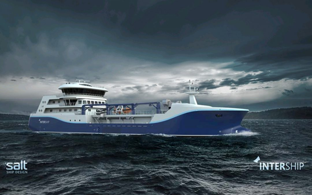 ZAMAKONA TO BUILD A SECOND WELLBOAT FOR INTERSHIP AS