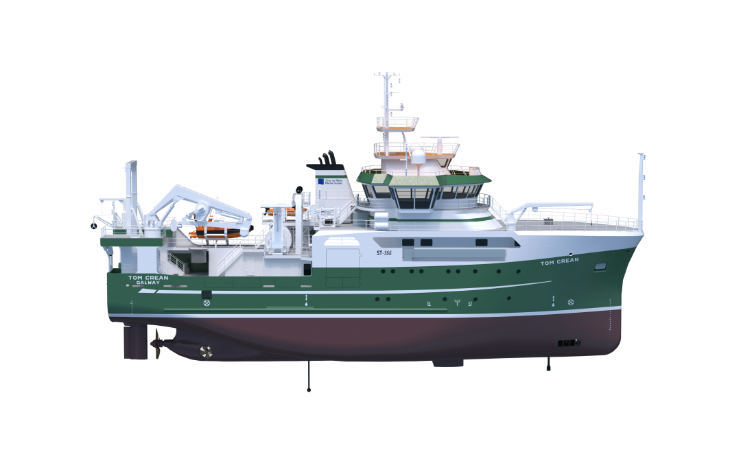Ireland's New Marine Research Vessel Will Be Named The RV Tom Crean