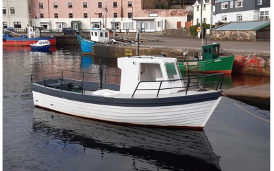 28ft Angling Boat for sale