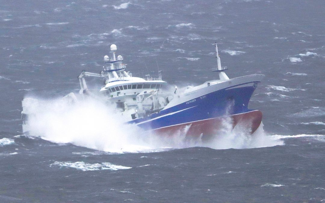 Norway and EU agree on catch limits for six North Sea  jointly-managed fish stocks