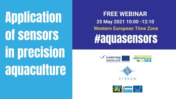 Free Webinar: Application of Sensors in Precision Aquaculture