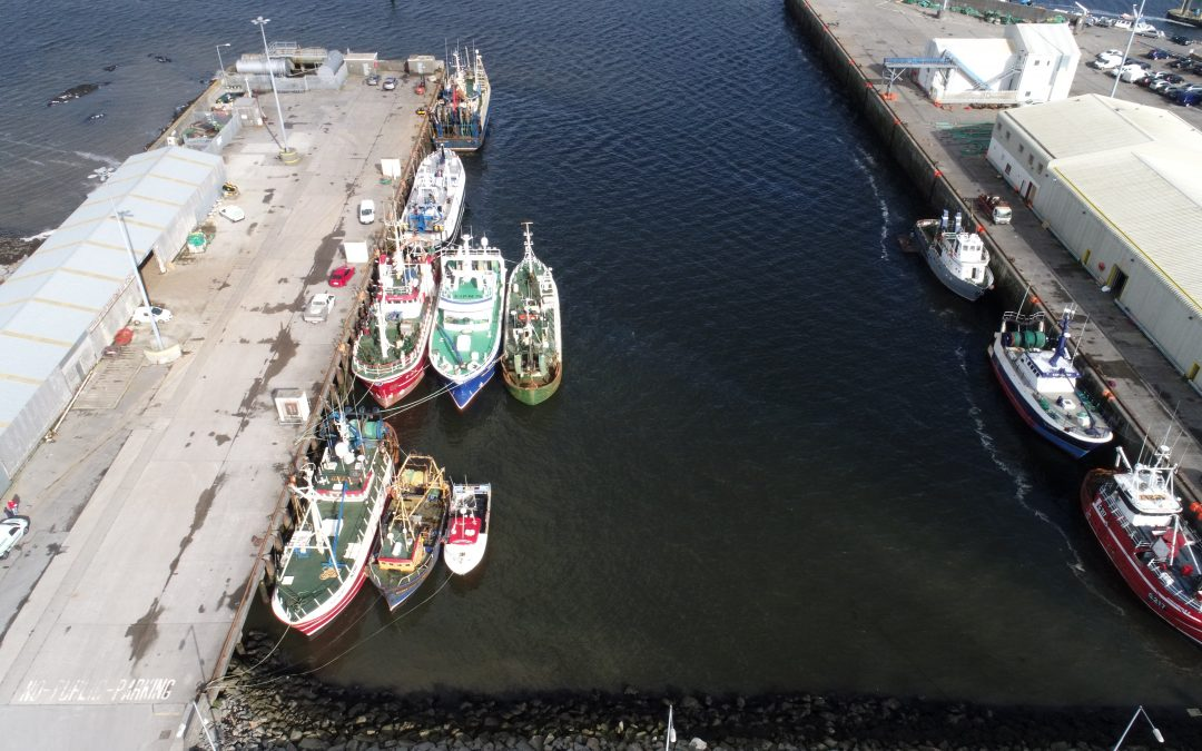 €38.3 million in funding for Fishery Harbour Centres and 79 Local Authority harbours