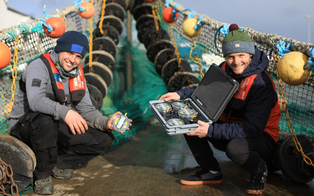 Shining a light on Irish Fisheries Conservation Work