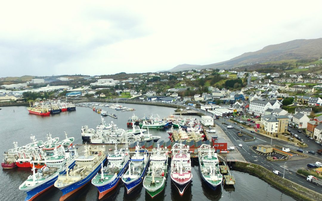 Norwegian Mackerel Quota Row Escalates To Killybegs