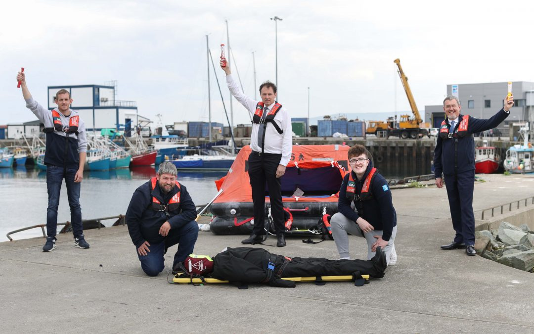 McConalogue approves BIM's business case for new Sea Survival Training Unit in National Fisheries College in Greencastle