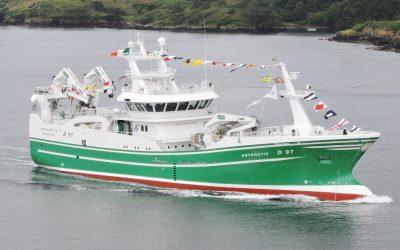 5th Antarctic joins Killybegs fleet
