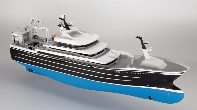 SeaQuest Systems Secure Order For New Christina S