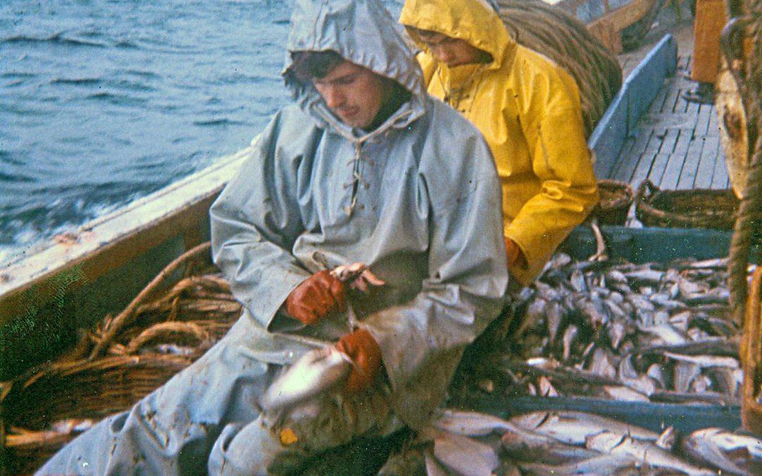 Shetland Lives: A lifetime at sea