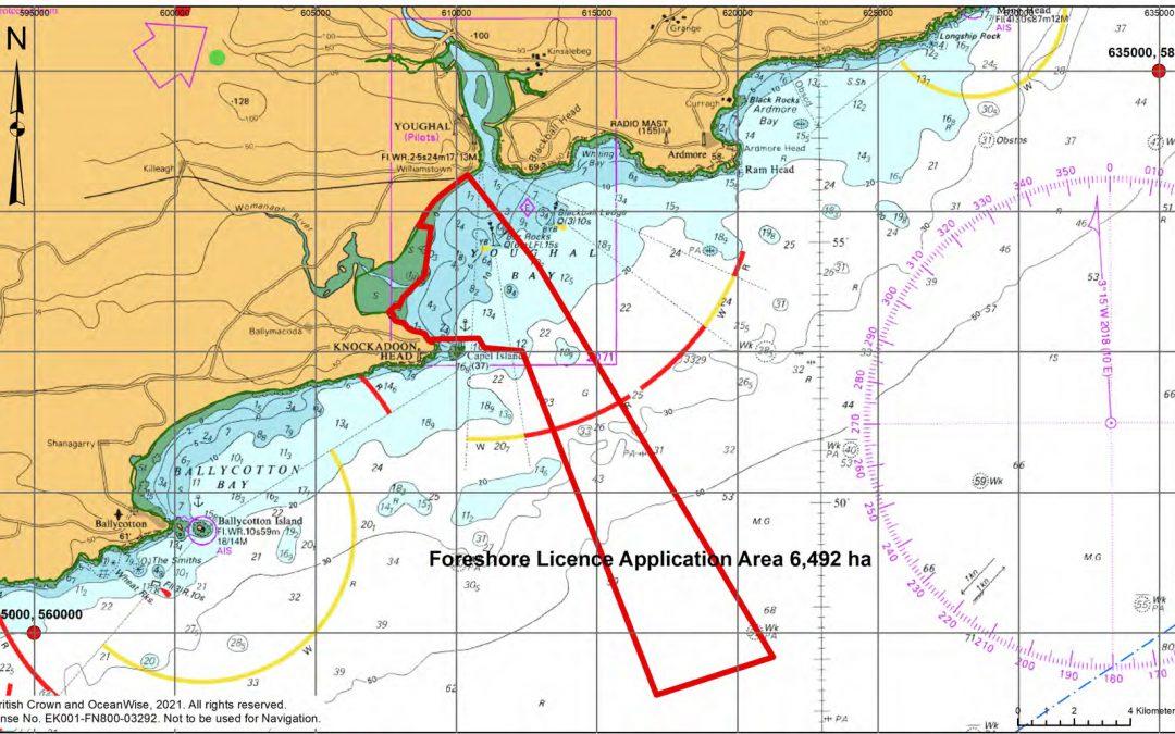 Public Consultation On Inis Ealga Marine Energy Park Launched